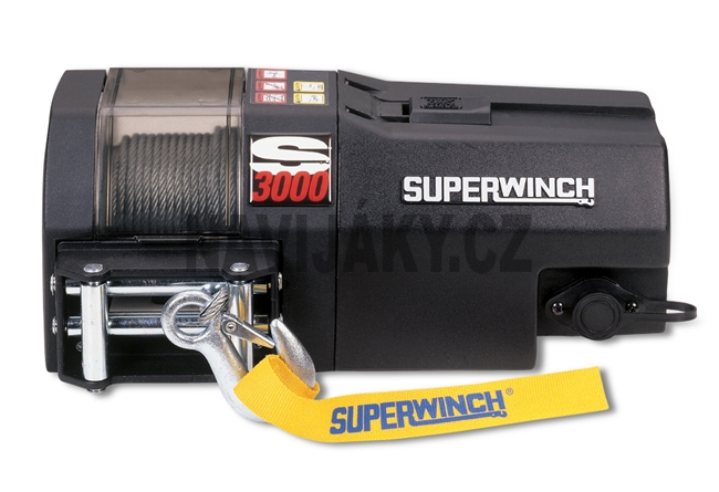 Superwinch S3000 24V