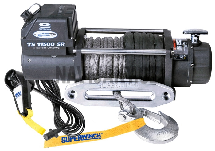 Superwinch Tiger Shark 11500 SR 12V