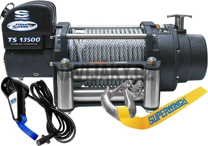 Superwinch Tiger Shark 13500 12V