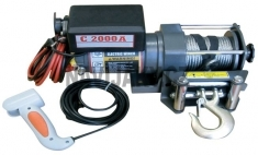 WarriorWinch C2000A 24V 0.9t