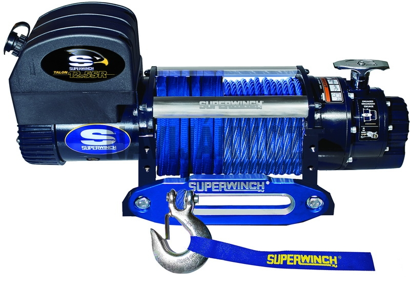 Superwinch Talon 12.5 SR 24V