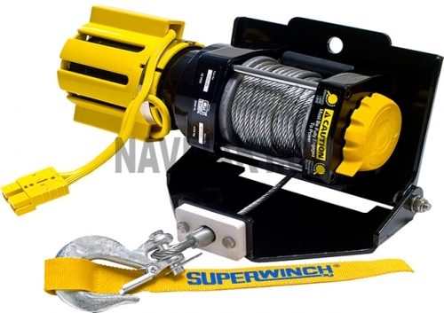 Winch-In-A-Bag Plus – 2,500 lbs 12V